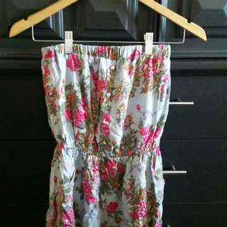 Floral Dress (Small)