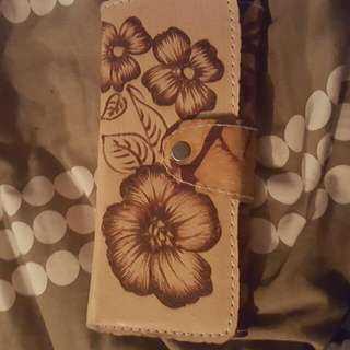 Leather Wallet From Cuba!!