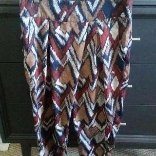 XXI Patterned Pants (XS)
