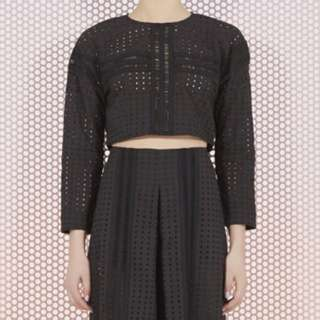 ALICE MCCALL | Stopper Crop Top, Size 8