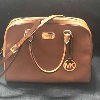 Michael Kors Camel Bag
