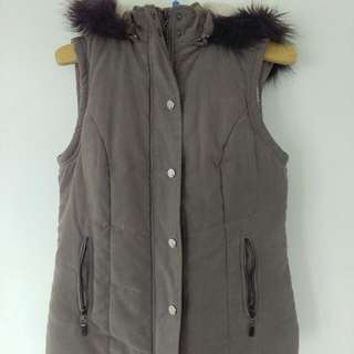 Jeanswest Hooded Vest