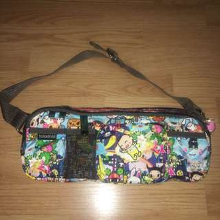 Tokidoki fanny pack/cross body bag