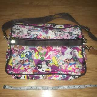 Tokidoki laptop bag