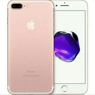 WTB iPhone 7 Plus Rose Gold 128GB