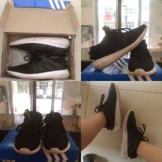 Adidas Tubular Viral ( Black and White )