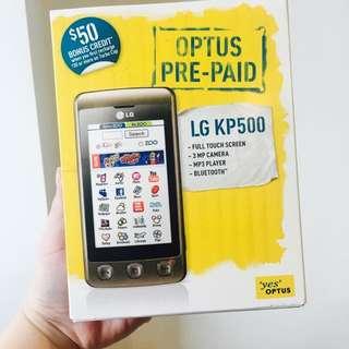 LG Kp 500
