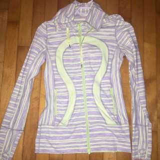 Lululemon Striped Sweater