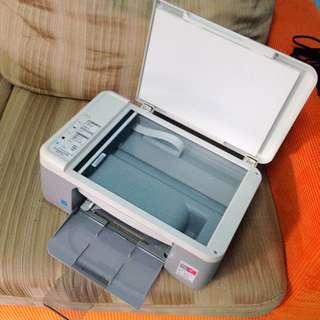[REDUCED] [FREE Post] hp® 3-in-1 Scanner Printer Copier
