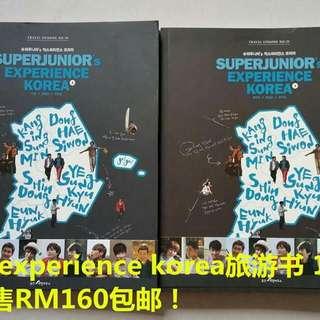 Super Junior - Experience Korea