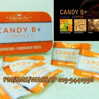 Candy B Suplement