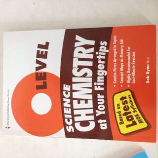 Science Chemistry IGCSE Book
