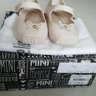Mini Melissa Shoes (PRELOVED)