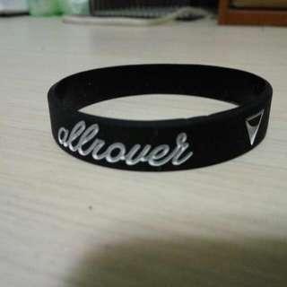 Allrover手環 八輪滑板