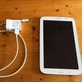 SAMSUNG GALAXY NOTE 8.0 GT-N5110 TABLET 16gb WHITE AS NEW