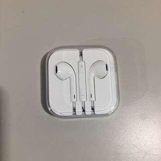 Apple 線控耳機