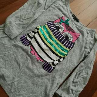 Gap Shirt Fr Girls