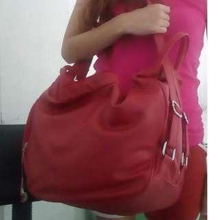 HK Red Bag