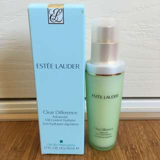 Estee Lauder Clear Difference Advanced Oil Control Hydrator