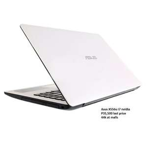 Brandnew laptop (Asus X556u)