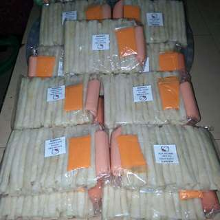 Home Made Cheese Sticks (BULK ORDER ONLY at least 10 packs)