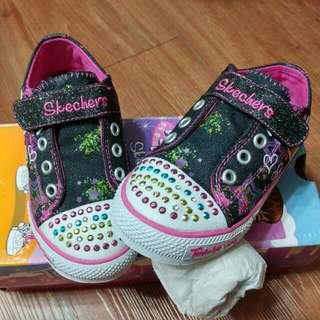 Skechers童鞋,亮亮鞋