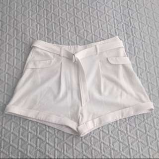 Sports girl High waisted Shorts