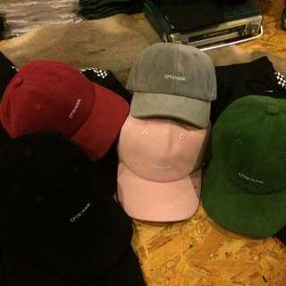 CPTN麂皮帽