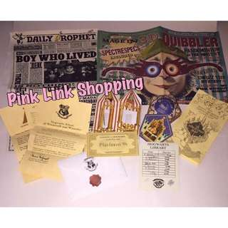 Harry Potter Memorabilia And Items