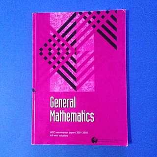 HSC General Mathematics Examination Papers 2001-2010