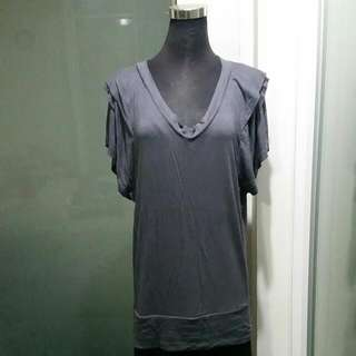 Maternity Batwing Stretch Tee