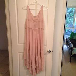 Brand New With Tags Tree Of Life Maxi Dress