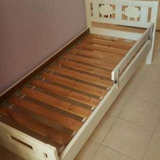 IKEA KRITTER Children's Bed
