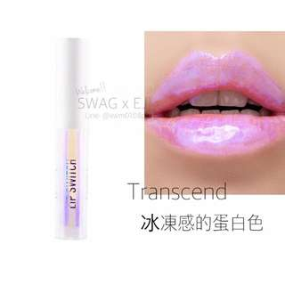 (預購)美國 Sigma Beauty Lip Switch 雷射感 星空唇蜜