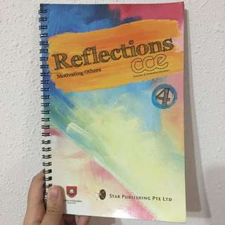 Secondary 4 CCE Reflections Booklet