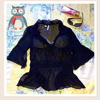 Swimsuit Topper By Mango