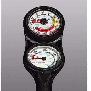 Aquamundo Double Reading Depth-Pressure Gauge (Big)
