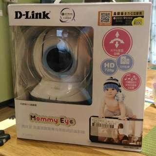 DLINK 寶寶無線網路攝影機