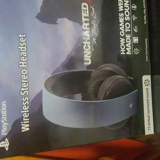 PS4 Wireless/wired Stereo Headset