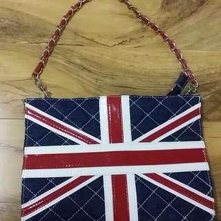 Union Jack Punk Handbag