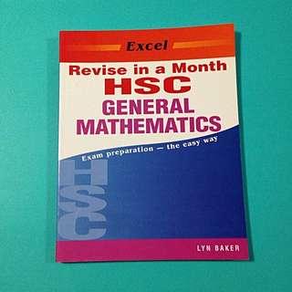 Excel HSC General Mathematics
