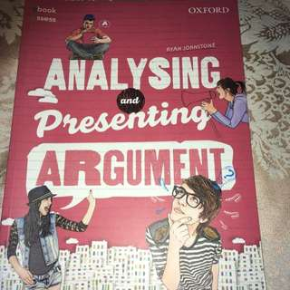 Oxford Analysing And Presenting Arguments