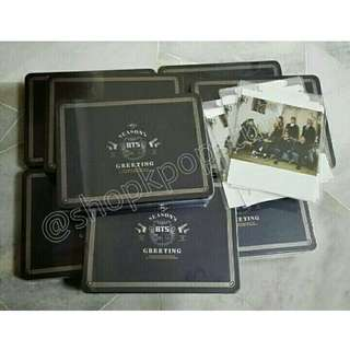 BTS 2016 Seasons Greetings + Free Gift
