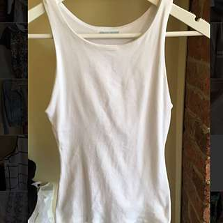 Kookai Basic Singlet Top