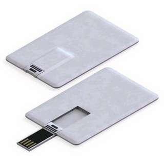 Flashdisk Kartu Polos / FLASH DISK ATM / 8 GB #Flash Disk