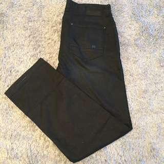 Dark Blue/black Mossimo Jeans