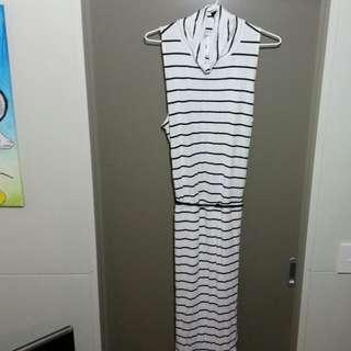 Factorie Side Split Dress