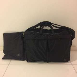 Porter 3wy Briefcase (Black)