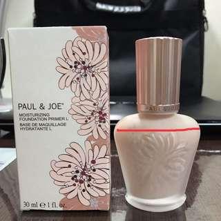 待寄出) PAUL&JOE糖瓷光釉保濕隔離乳