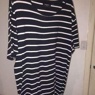 Striped Size L